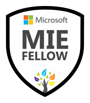 Microsoft Innovative Educator Fellow